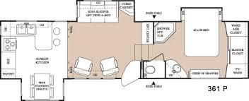 everest rv floor plans 2004 keystone everest fifth wheel rvweb com