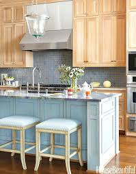 Kitchen Backsplashglass Tile And Slate by Blue Tile Kitchen Backsplash Glass And Metal Tile Stainless Steel