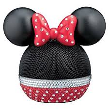 amazon minnie mouse fashion bluetooth speaker mf m8