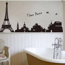 eiffel tower wall decor for maid s room design ideas and decor image of good eiffel tower wall decor