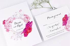 Wedding Invitation Acceptance Card Wedding Invitation Response Card Wedding Invitation Response