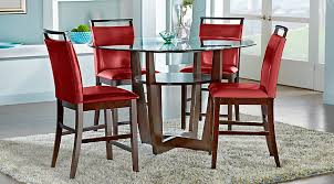 dark wood dining room sets cherry espresso mahogany brown etc