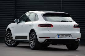 porsche macan turbo white 2015 porsche macan turbo car reviews blog