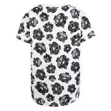 kenzo kids white t shirt chocolate clothing