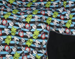 Nightmare Before Christmas Baby Crib Bedding by Nightmare Before Christmas Baby Etsy