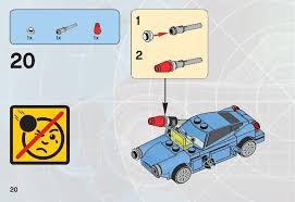 fin mcmissile lego finn mcmissile 9480 cars