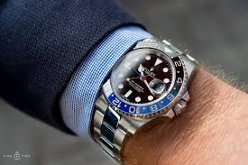 black review in depth review the rolex gmt master ii blnr review