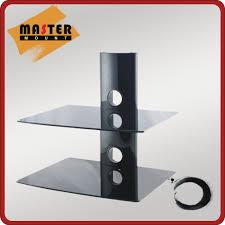 set top box glass wall bracket set top box glass wall bracket