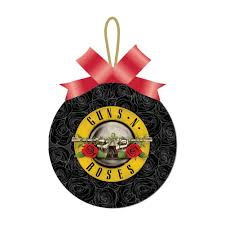 amazon com guns n u0027 roses christmas ornament home u0026 kitchen