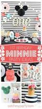 Mickey Mouse Table And Chairs by 1121 Best Minnie Mouse Party Ideas Images On Pinterest Birthday
