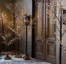 lighted tree branches 40 top outdoor christmas tree decorations christmas celebrations