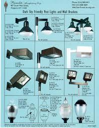 dark sky compliant post lights dark sky friendly outdoor lighting outdoor designs