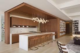 mod鑞e de cuisine am駻icaine 99 idées de cuisine moderne où le bois est à la mode interiors