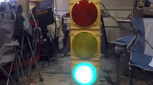 rs10 traffic light signal sequencer install operation