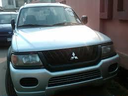mitsubishi montero sport 2004 just landed a 2004 mitsubishi montero sport jeep for sale price