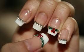 30 beautiful christmas nail art designs entertainmentmesh