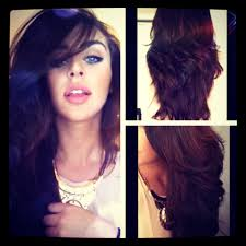 haircuts you can do yourself how i cut layers in my hair via youtube diy hair pinterest