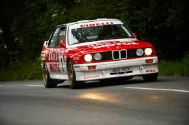 bmw m3 rally patrick snijers u0027 bmw m3 e30 at the manx evo
