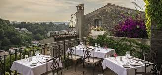 cuisine ancienne cagne hôtel restaurant château le cagnard à cagnes sur mer