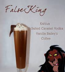 these disney inspired drinks will spruce up your a whole