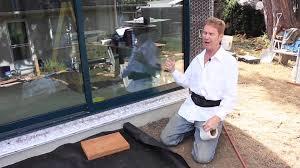 Patio Sliding Door Installation Waterproofing New Sliding Glass Door Membranes That Are