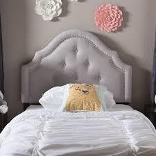 Kids Fabric Headboard by Best 20 Twin Headboard Ideas On Pinterest Industrial Beds And