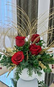 16 best christmas flower inspirations images on pinterest
