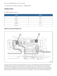 42rle combined pdfs pdf transmission mechanics automatic
