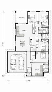 gj gardner floor plans frontage designs wide home house plans double 50 ft modern gj
