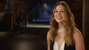 supergirl video melissa benoist interview watch online free