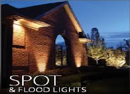 high voltage flood lights