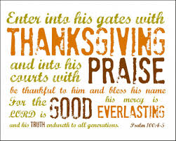 happy thanksgiving 2012 psalm 100 4 5 printable frugal focused