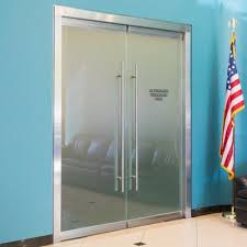 Exterior Steel Doors And Frames Stainless Steel Door Frame Casings Entry Ways For Office Or Lab