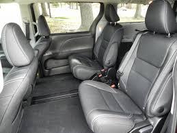 nissan sienna 2016 2015 toyota sienna is still a luxury minibus