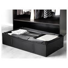 Ikea Hopen Bed Instructions Skubb Storage Case Black Ikea