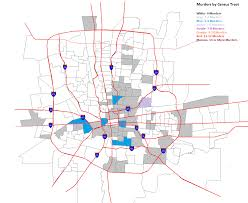 Kansas City Crime Map Crime All Columbus Ohio Data