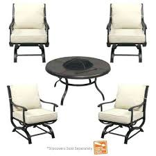 Patio Furniture With Gas Fire Pit by Patio Furniture With Fire Pit Table U2013 Smashingplates Us