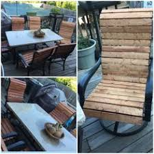 Patio Furniture Mesh Fabric How To Spray Paint Almost Anything And Transform Your Furniture In