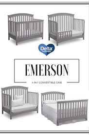 Serta Perfect Dream Crib And Toddler Bed Mattress by 69 Best Cribs Images On Pinterest Convertible Crib Babies