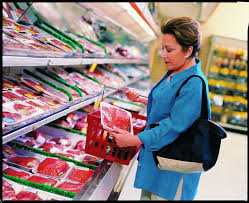 shopping for ground beef snap ed connection