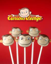 curious george cake pops u2013 bakerella