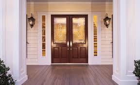 door exterior wooden door designs beautiful front door window