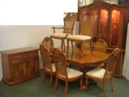 pc thomasville dining room set
