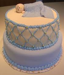 unisex baby shower cake cakecentral com