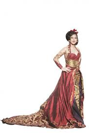 wedding dress batik indonesia modern wedding dress wearing batik indonesia the