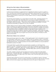 School No Letter Of Recommendation 9 Letter Of Recommendation Graduate School Quote Templates