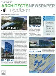 Stella Architect by O U0026o The Architect U0027s Newspaper U0026 The Project Formerly Known As