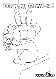 easter colouring pages u2022 brisbane kids