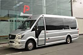 luxury minibus 16 seats paramount conversions