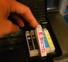 reset epson xp 211 botones que hacer si impresora epson no reconoce los cartuchos de tinta es